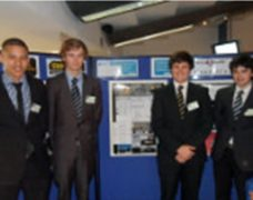 blundells school students assisted by SC Innovation on the Engineering Education Scheme project