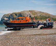 SC Innovation's lifeboat launch and recovery system, IMechE, Institute of Mechanical Engineers