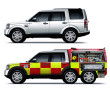 SUV 600 compared to a Land Rover