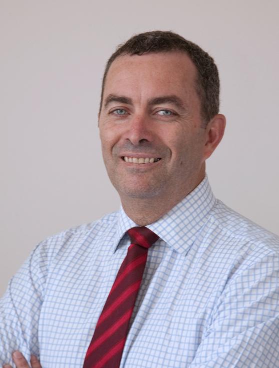 Michael Halloran, Managing Director, SC Innovation Australia