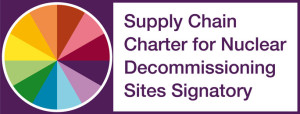 Nuclear Supply Chain Charter logo