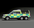 SUV 600 used by the ambulance service