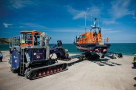 SC Innovation Lifeboat Launcher and Recovery System