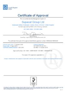Certificate 10012154