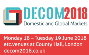 SC Innovation will be attending DECOM 2018