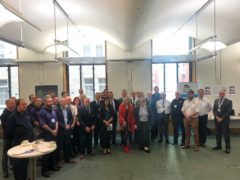 Independent Lifeboats Event with MP Mims Davies