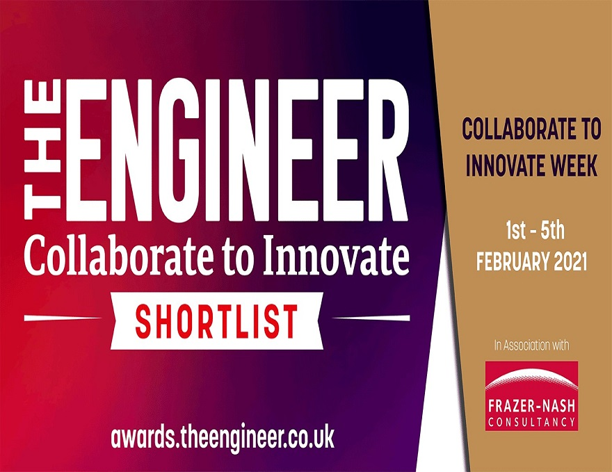 Shortlisted Collaborate to Innovate Awards