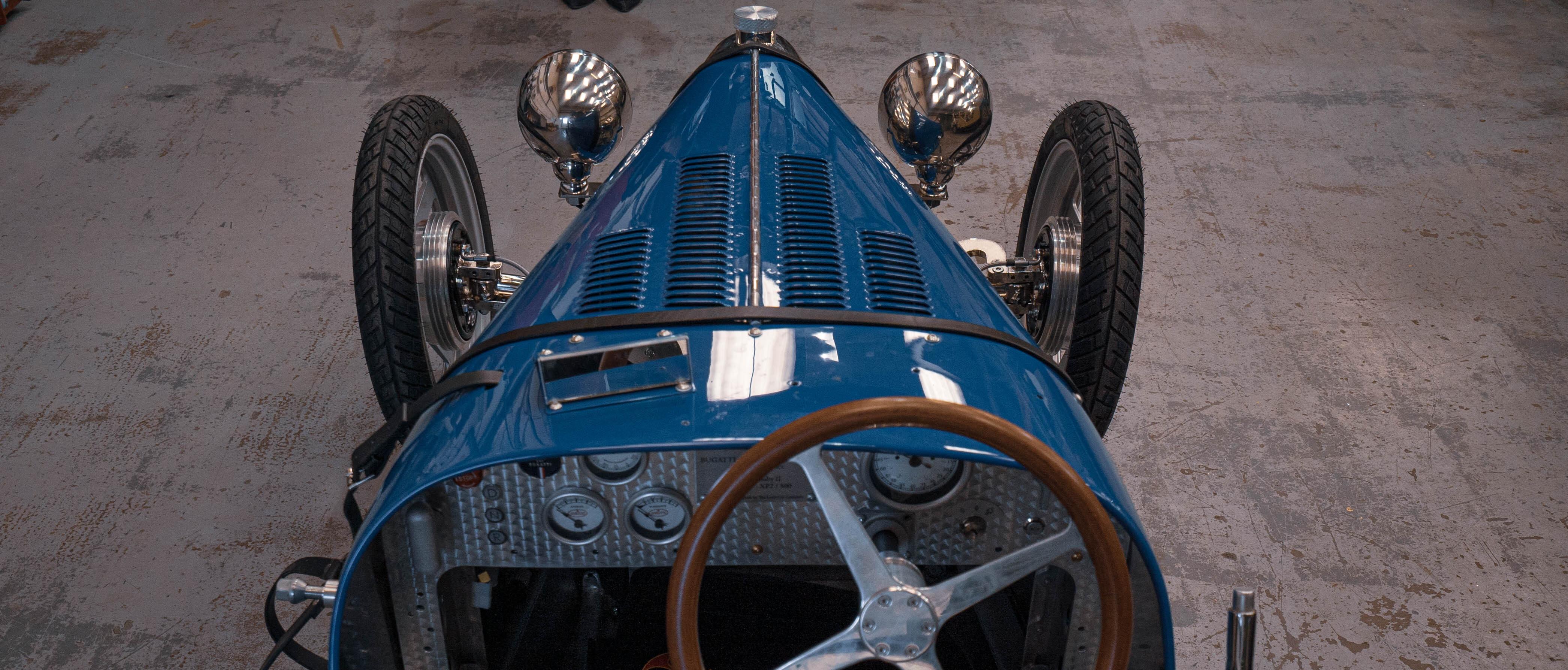 Junior Classics Bugatti